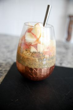 All The Fall Chia Pudding