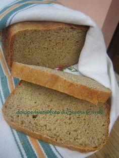 pane con farina di saraceno