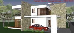 Family Home Plan & Design - FHP 2001