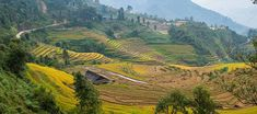 Mu Cang Chai - Dế Xu Phình North Vietnam, Rice Terraces, Bus Tickets, Bus Travel, Historical Monuments, Places Of Interest, Best Sites, Hanoi, City