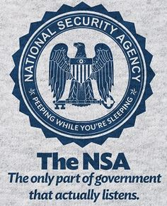 NSA concedes: Parody T-shirts that use NSA's name and logo aren't illegal