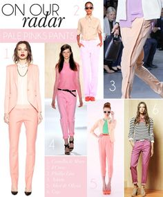 Pair pastels with neons this spring!