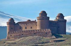 Castillo de La Calahorra. Guadix (Granada)