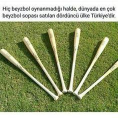 Beyzbol sopası ve Türkiye