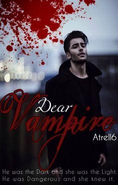 Dear Vampire by Atrell6