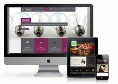 Website Design by Clear Designs Responsive Web Design, Website