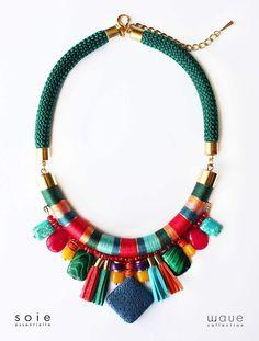 Soie jewelry