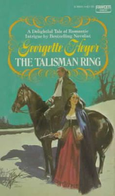 The Talisman Ring by Georgette Heyer Paperback) for sale online Georgette Heyer, Mass Market, Page Turner, Book Worms, Writer, Romance, Marketing, My Favorite Things, Regency