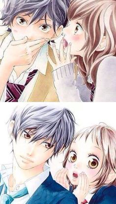 Blue Spring Ride X Strobe Edge