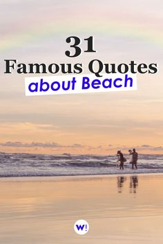 Looking specifically for famous quotes about the beach? Don't go anywhere; this is exactly what you'll find in this article! The first part is dedicated to the most famous one, and the second part to beach quotes from famous people. beach quotes instagram caption | beach sayings and quotes | beach quotes inspirational ocean | ocean quotes beach | ocean quotes instagram caption | beach quotes instagram caption | sea quotes beach Beach Ocean Quotes, Beach Words, Beach Sayings, Most Famous Quotes, Quotes By Famous People, Funny Thoughts, Good Thoughts, Sea Quotes, Ocean Ocean
