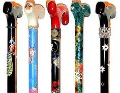 Women's canes