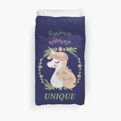 College Dorm Bedding, Dyslexia, Duvet Insert, Duvet Covers, My Arts, Reusable Tote Bags, Club, Art Prints, Printed