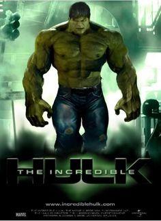 The Incredible Hulk Superhero Villains, Marvel Characters, Marvel Heroes, Marvel Movies, The Incredible Hulk Movie, Amazing Spiderman, Hulk Tattoo, Hulk Artwork, Hulk Avengers