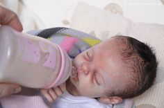 Raleigh, reborn baby doll.