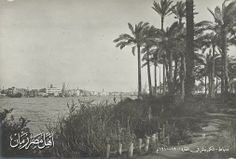 Image of Damietta Governorate picked up from 1900 - 1910