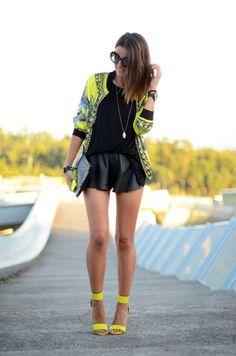 Neon Decalz - Lovely Pepa http://www.fashionsalade.com/lovelypepa/2012/09/06/neon-panther/