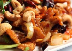 Chicken and Cashew Stir-Fry Salad Hunger-Fighting Power Salads