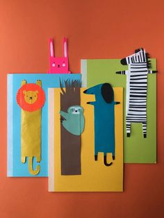 Duct Tape Bookmarks, Duct Tape Crafts, Fun Crafts For Kids, Art For Kids, Zig Zag Scissors, Bookmark Craft, Pinking Shears, Dollar Store Crafts, Book Crafts