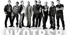 New Kids singen mit Backstreet Boys - New Kids On The Block feat. Backstreet Boys - NKOTBSB nennt sich der Zusammenschluss der beiden erfolgreichsten Boybands der 80er und 90er Jahre.