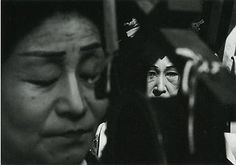 """Shomei Tomatsu, Untitled, from the series """"Chindon, Tokyo"""", 1961. Gelatin silver print, printed 1970  21,2 x 32 cm"""