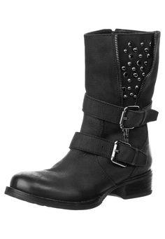 Stiefel, Absatz 6 cm, schwarz von JANA jetzt bei brands4friends.