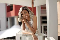 Photo by Phillip Rabie of Actress Enhle Mbali Mlotshwa, the wife of Black Coffee - www.philliprabie.co.za