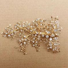 Find More Hair Jewelry Information about New Arrival Gold Leaves Bridal Hair Clip Handmade Crystal Wedding Party Headpiece Jewelry Accessories,High Quality jewelry dye,China jewelry scale Suppliers, Cheap accessories bride from Henry's Perfect Wedding on Aliexpress.com