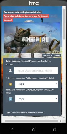 Get diamonde for free fire now ! FREE FIRE premium tool - Free Fire Hack generator diamonds and coins working in 2020 Free Game Sites, Free Games, Episode Free Gems, Game Hacker, Free Followers On Instagram, Free Shoot, Episode Choose Your Story, Free Gift Card Generator, Play Hacks