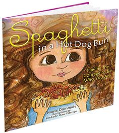 Bun for my bun...  Spaghetti in a Hot Dog Bun teaches children to respect each other's differences while dealing with adversity with self-confidence and courage.   By my lovely friend @Maria Dismondy