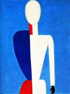 Prototype Of A New Image - Kazimir Malevich.