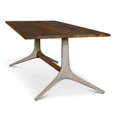 Nuevo Kahn 110 in. Indoor Dining Table - HGDA523