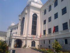 Salar Jung Museum in Hyderabad, Andhra Pradesh