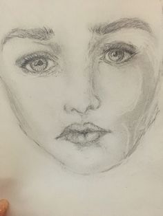 Lyijykynäluonnos, nainen 1.  Pencil sketch, a woman part 1.   IG @luma_portrait #sketching #drawing #pencil Media Marketing, Social Media, Portrait, Digital, Drawings, Women, Art, Art Background, Headshot Photography