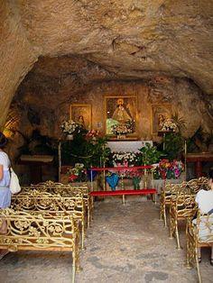 Mijas, Spain Virgen de la Pena chapel