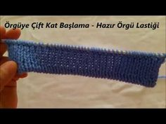 Ready Tire, Double Tire, Textile Type Start Knitting Double Layer – Making the Ready Knit Tire Crochet Hooks, Crochet Baby, Knit Crochet, Knitting Stitches, Baby Knitting, Knitted Baby Clothes, Textiles, How To Start Knitting, Knit Vest