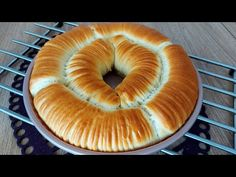 Turkish Recipes, Doughnut, Cookies, Hat Patterns, Desserts, Youtube, Food, Crack Crackers, Tailgate Desserts