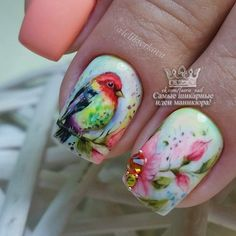 ШИКАРНЫЕ НОГТИ! Маникюр! Педикюр! Дизайн ногтей | VK