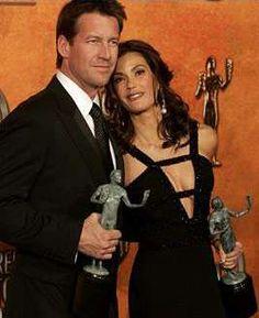 Is James Denton Married  to teri hatched | : «Desperate Housewives»-Beau James Denton, hier mit Teri Hatcher ...