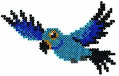 Parrot Hama beads - Hama 3031
