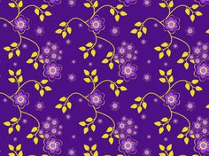 """AFRICAN VIOLETS"" by clairyfairy. Bedding in organic cottons. Cushions in linens. Upholstery in heavy duty twill."