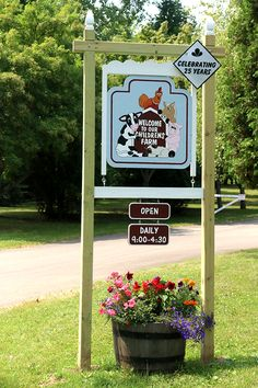 Plamann Park FREE Children's Farm, Appleton Wisconsin