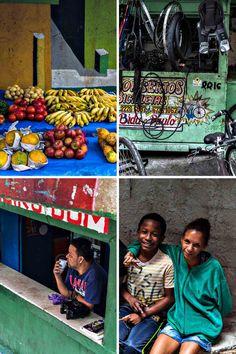 Favela Santa Marta, Rio de Janeiro | heneedsfood.com