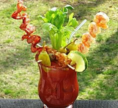 Bloody Mary Bomb... Happy Hour Appetizers 16 | Hampton Roads Happy Hour