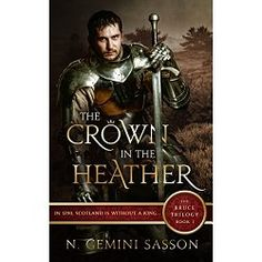 Award-Winning Author  Love and loyalty. Betrayal and murder. What is the cost of a crown?  In 1290, Scotland is without a king. Two families – the Bruces and the Balliols – vie for the throne.  Robert the Bruce is in love with Elizabeth de Burgh, the daughter of an adherent of the ruthless Longshanks, King of England. In order to marry her and not give up his chances of someday becoming King of Scots, Robert must abandon his rebel ways and bide his time as Longshanks' vassal.  But Edward…