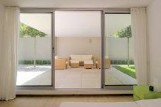 vitre simple