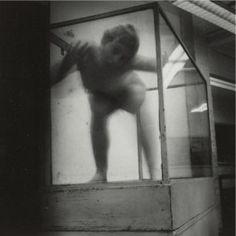 francesca-woodman, photography, surrealist, fluxus, nude, henri-cartier-bresson, exhibition, paris, france, 2016, on-being-an-angel.