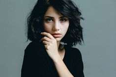 emily rudd by andy scott