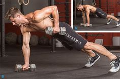Got a pair of dumbbells? Then you can do this circuit! Build muscle, gain strength, and get ripped with Andy Speer's ultimate dumbbell circuit workout. Just don't let go until the end!