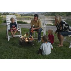 Walmart: Camp Chef Campfire Pit - Portable/Propane GC-LOG (this would be great for work, not having to breathe in burning newspaper and rotting wood would be great) Dose Of Colors, Bare Minerals, Anastasia Lipgloss, Campfire Marshmallows, Outdoor Candles, Outdoor Fun, To Go, Camp Chef, Camping Stove