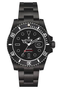 Bamford Watch Department Customized Rolex Submariner Watch, 40mm (Nordstrom Exclusive) | Nordstrom